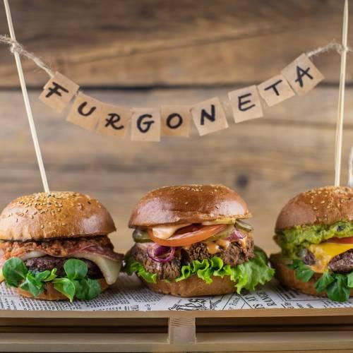 Furgoneta Street Chefs