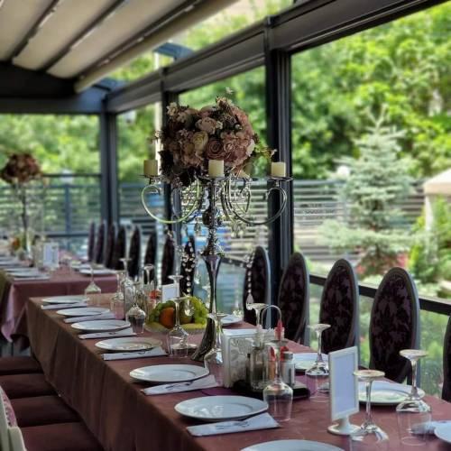 Casa Brandusa Restaurant & Garden