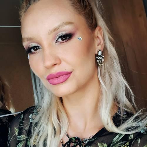 Alina Bondocu make-up