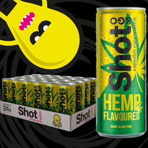 Băutura energizantă Shot&Go