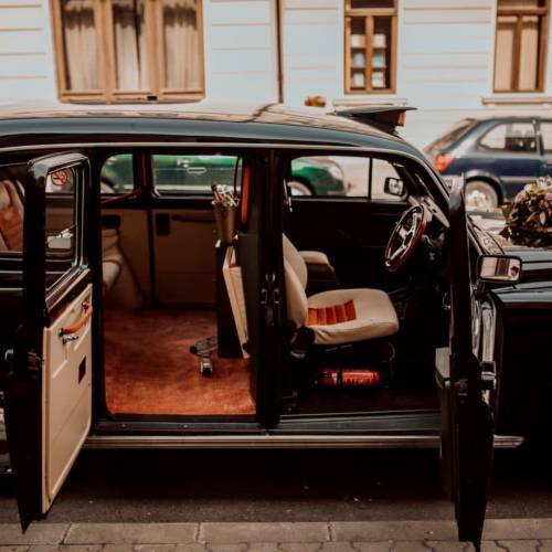 Best Fairway Events - London Cab In Cluj