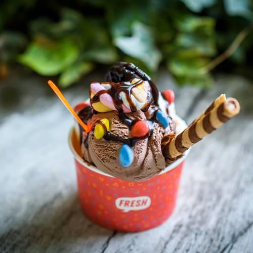 Ice Cream Bar Bucuresti