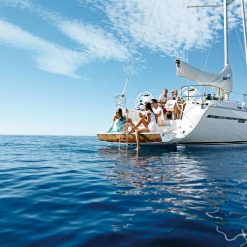 Luxury Yacht Bavaria 46